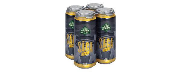 Summit Saga Tallboy 4 Pack