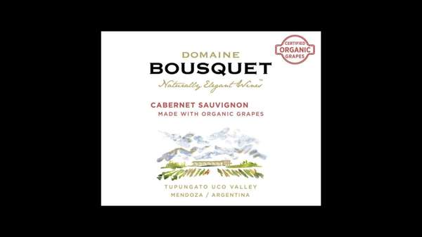 Domaine Bousquet Cabernet
