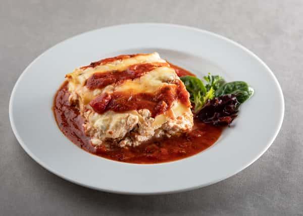 Garden Vegetables Lasagna 04