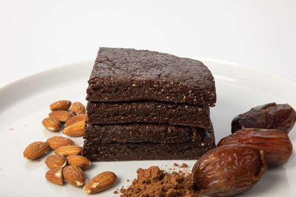 Super Date Brownies