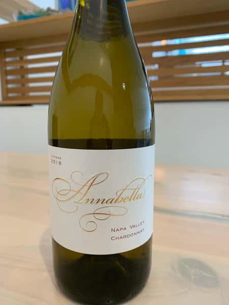 Michael Pozzan (Annabella) Chardonnay