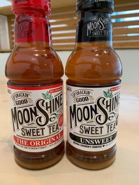 Moonshine Bottled Sweet Tea