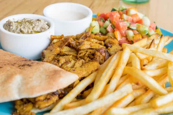 Roast Chicken (Shawarma)