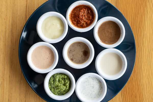 12 Oz Sauces