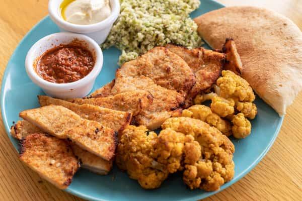 Air-Baked Chicken Strips (Schnitzel)