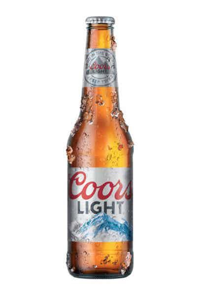 Coors Light - Bottle