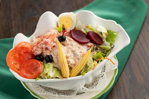 Crab Salad or Louie