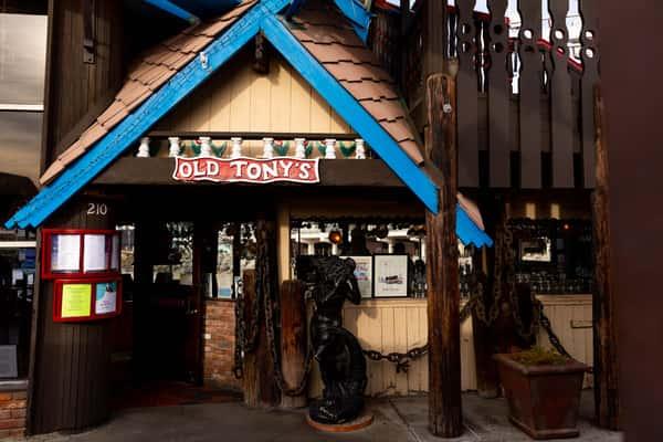Old Tony's exterior