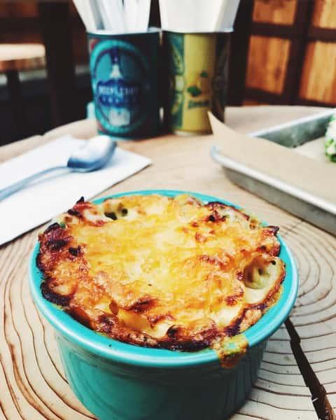 B.Y. Mac & Cheese