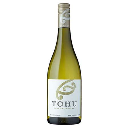 Tohu Sauvignon Blanc Bottle