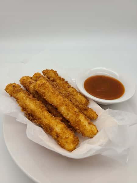 Fried Calamari Sticks