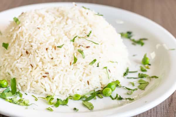 Basmati Rice Plate