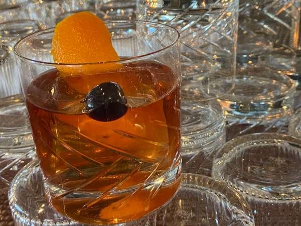 TO GO Old Fashioned