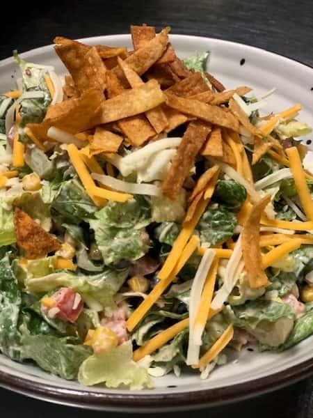 Zesty Southwest Salad