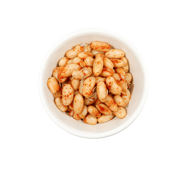Smoky Rosemary Beans