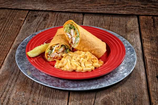 Chicken Finger-Wrap