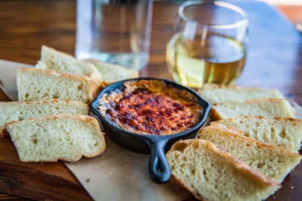 Warm Pimento Cheese