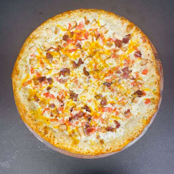 Ranchero Chicken Pizza