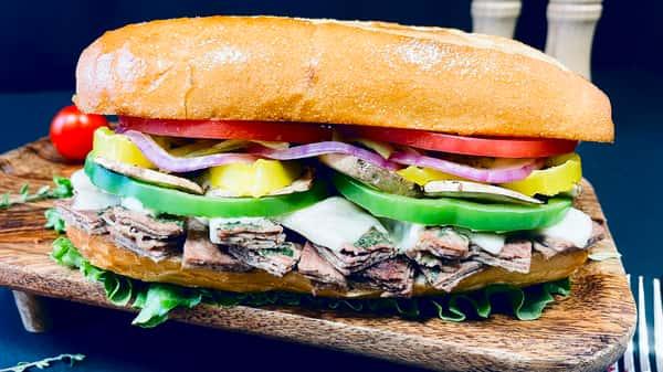 Supreme Steak Sandwich