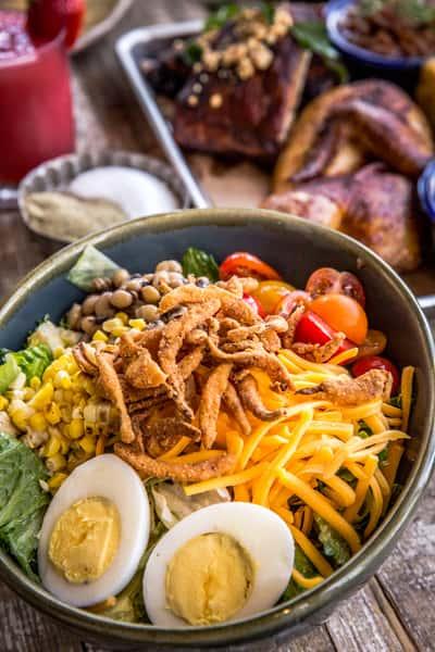 BBQ Cobb Salad