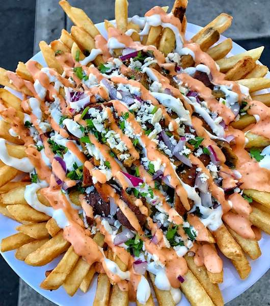 Hypnotic Gyro Fries