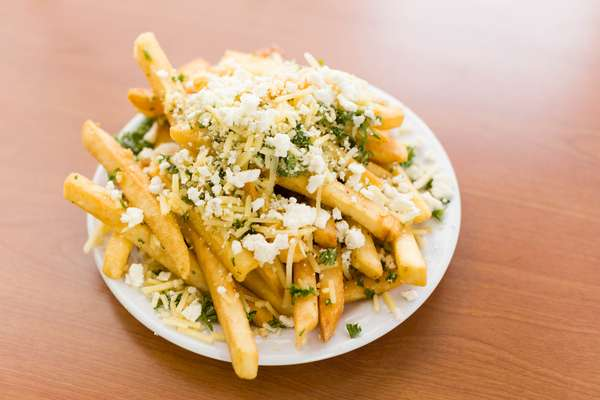 Mediterranean Fries