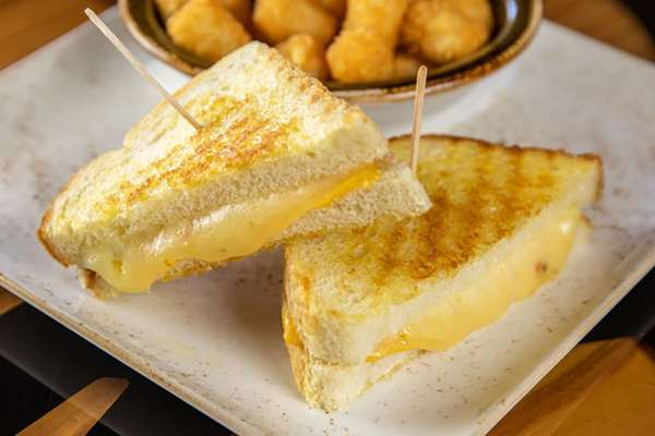 Four Cheese Melt