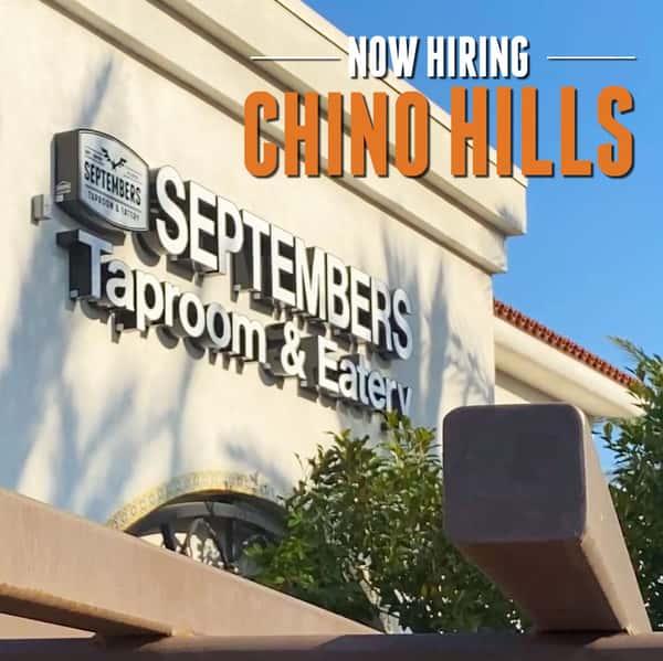 chino hills hiring graphic