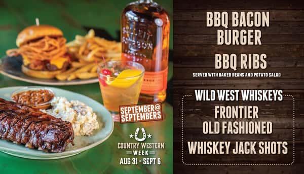 September at Septembers - Country Western Week