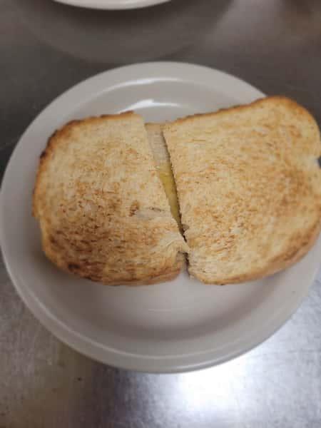 Wheat, Rye, Sourdough, or Texas Toast