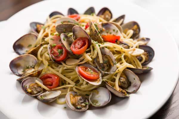 linguine clams