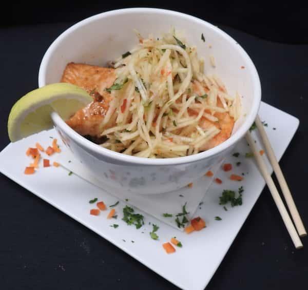 Thai Salmon Bowl