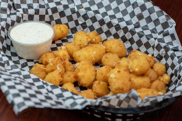 Cheese Curds**