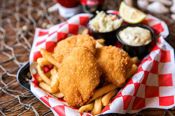Zach's Fish N Chips