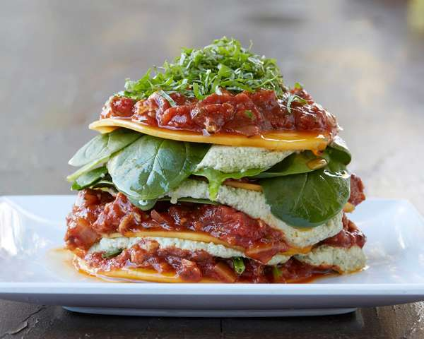 layerd lasagna