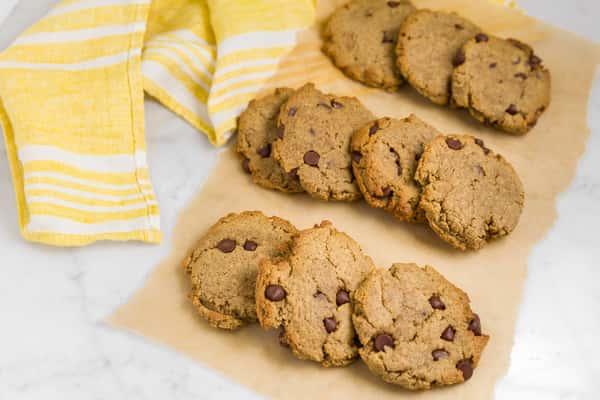 Weekly Paleo Cookies