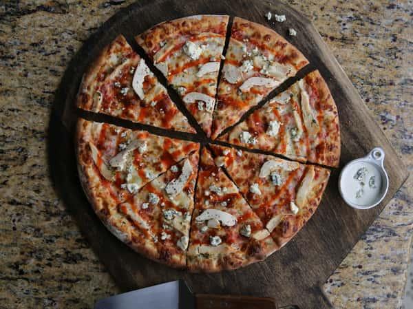 BUFFALO CHICKEN PIZZA - NEW