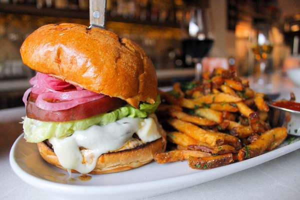 Ironwood American Wagyu Beef Burger