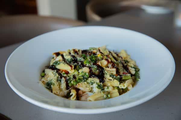 Heirloom Vegetables & Casarecce Pasta