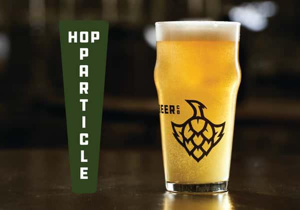 Hop Particle