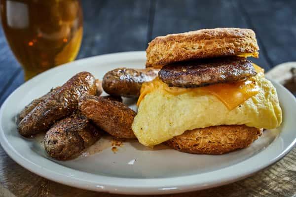 Buttermilk Biscuit Sandwich