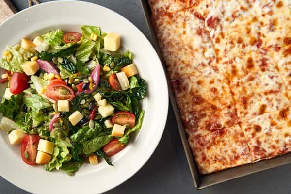 Black Iron Pizza & Salad