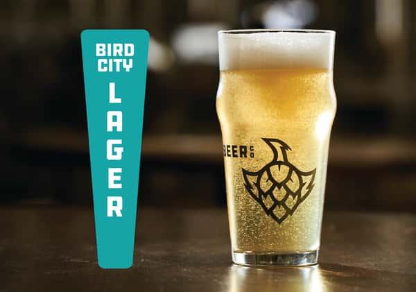Bird City Lager