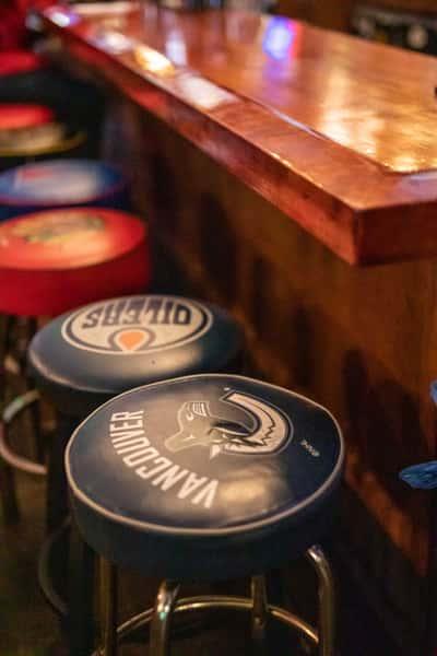 hockey stools