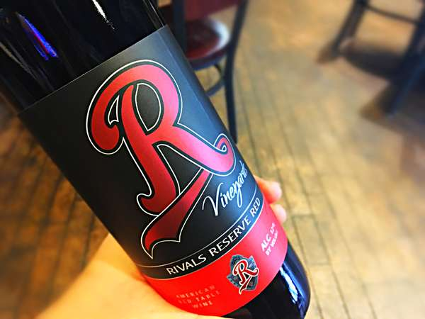 Rivals Reserve Red