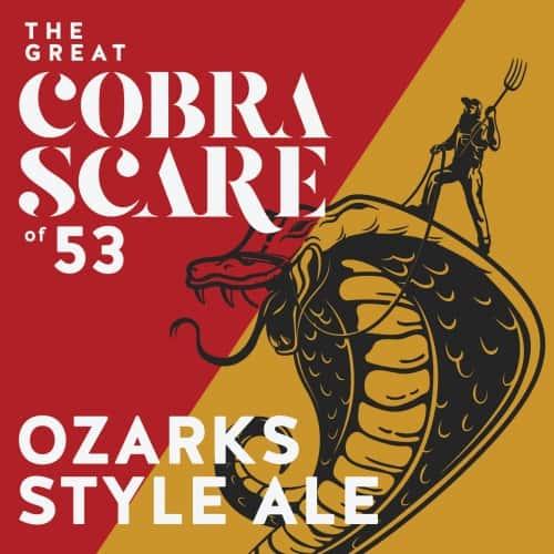 Mother's Cobra Scare
