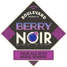 Boulevard Berry Noir