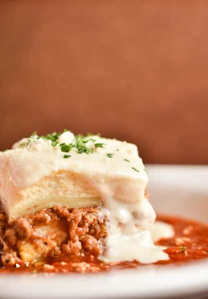 Mamma 's Lasagna