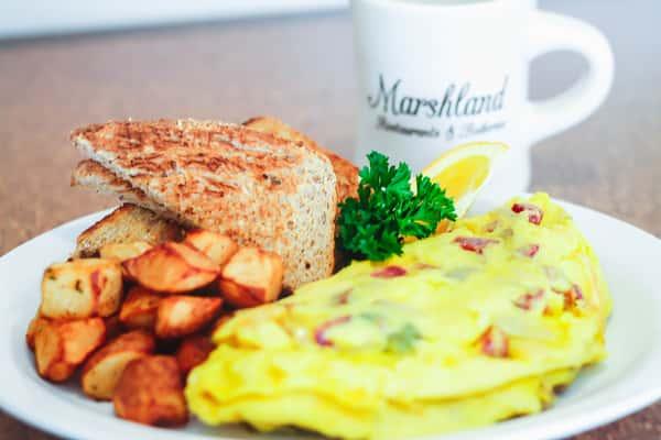 Marshland Omelet