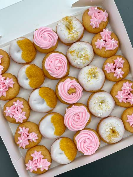 Mother's Day Mini Donut Assortment Box